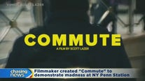"""Commute"" documents madness at NY Penn Station"
