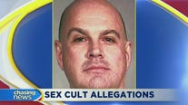 Man charged with running sex cult out of daughter's dorm room