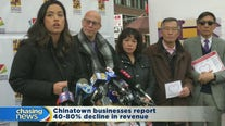 Coronavirus fear impacts Chinatown businesses
