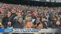 Chasing XFL's NY Guardians make debut at MetLife Stadium