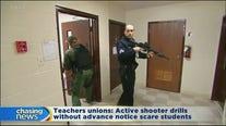 Active shooter drills debated on Parkland anniversary