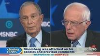 Winners and losers in the Dem debate