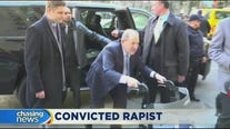 Weinstein guilty of rape and criminal sex act