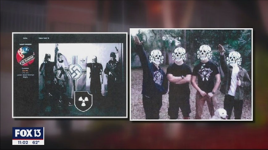 Neo-Nazi extremist accused of threatening journalist arrested in Spring Hill as part of nationwide operation