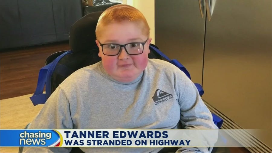 Mom plans to act after getting stranded on highway with disabled son