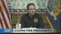 Does anyone think Governor Cuomo is sounding presidential?