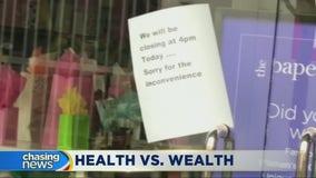 Coronavirus has created a battle between health and wealth