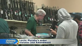 Gun shop owner sues over nonessential classification