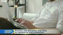 Coronavirus updates contribute to mounting stress