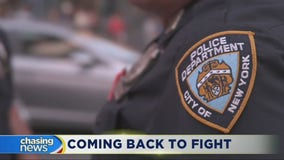 NJ announces plan to rehire retired officers amid crisis