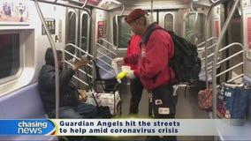 Guardian Angels hit the streets amid coronavirus crisis