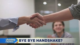 Dr. Fauci says Americans should never shake hands again