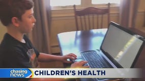 Pediatricians urge parents to continue checkups and vaccines for babies and young children