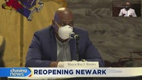 Newark announces plan to reopen