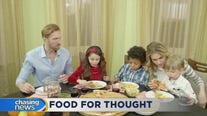 Study finds parents who are relaxed about food have the least picky eaters