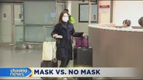 Mask vs. no mask debate heats up