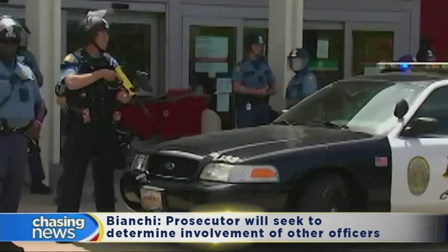 Officer charged with murder in death of George Floyd