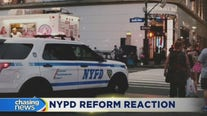 The latest on police reform in New York City
