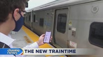 An app for those nervous about commuting again on the train
