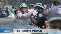 Brooklyn Borough President addresses protests