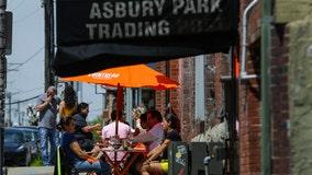 New Jersey halts indoor dining restart
