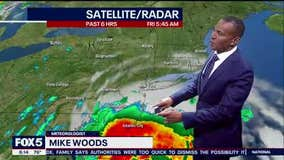 Tropical storm headed to New York