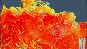 Wildfires rage in Arctic, sea ice melts amid Siberian heatwave