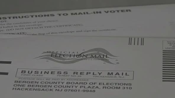 Primary Day in New Jersey means get those ballots mailed in