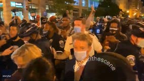 Protesters surround, follow Sen. Rand Paul in tense confrontation about Breonna Taylor after RNC
