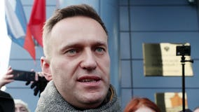 Russian opposition leader Alexei Navalny poisoned with Soviet-era nerve agent, Germany says