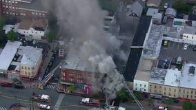 3 children among dead in NJ building fire