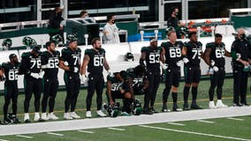 Jets have no positive COVID-19 tests, game with Arizona on