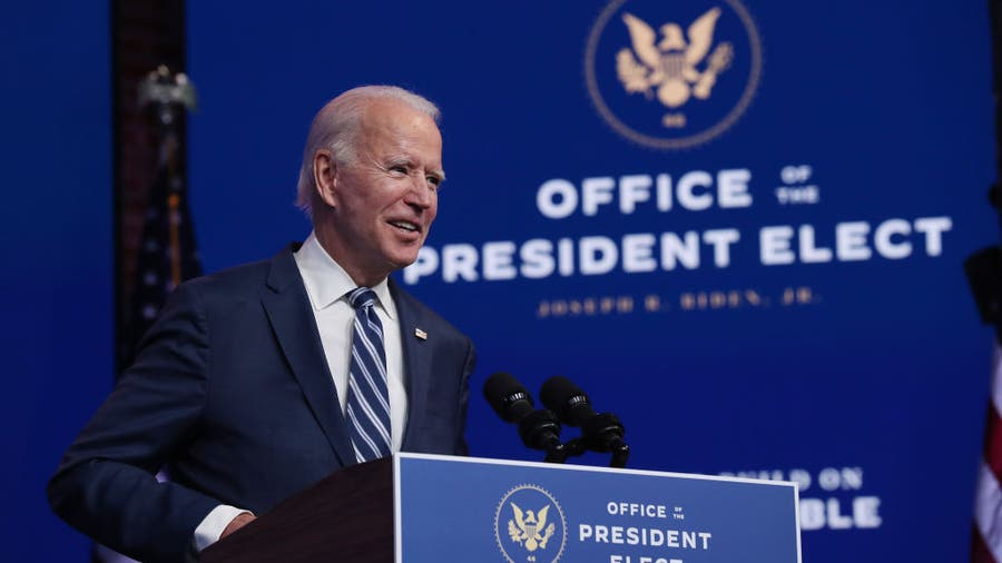 Without Trump's cooperation, Biden's DIY transition proceeds