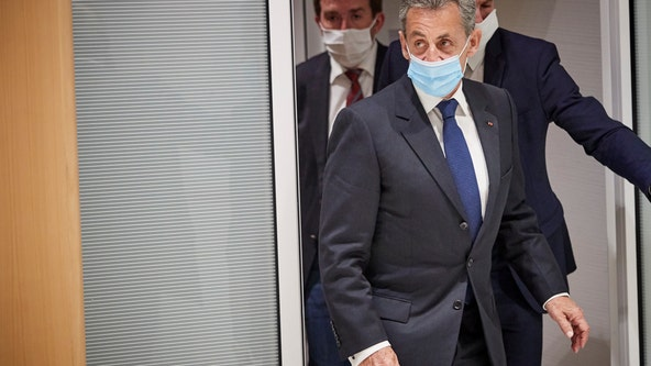 Former French president Nicolas Sarkozy convicted of corruption, sentenced to prison