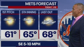 NY Mets game forecast