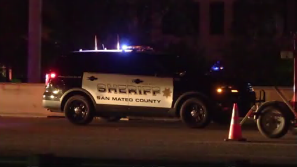 DUI suspect fatally struck by San Mateo County deputy's car while fleeing