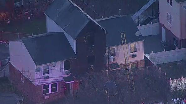 7-year-old boy killed in Newark house fire