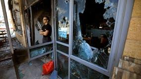 Israeli troops enter Gaza strip as conflict in region escalates