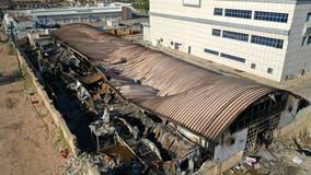 Death toll climbs to 92 after fire at Iraq hospital COVID-19 ward