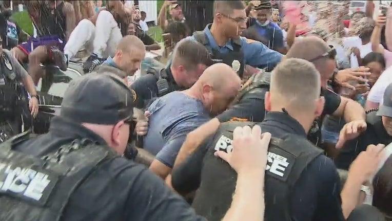 Mt Laurel man in custody