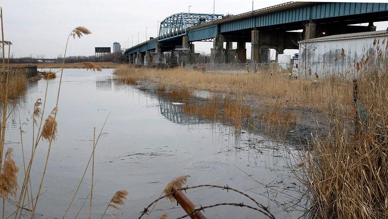 Hackensack River Superfund