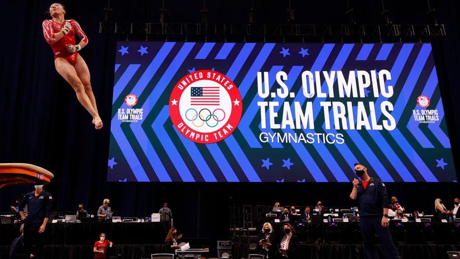 2021 U.S. Olympic Trials - Gymnastics - Day 4
