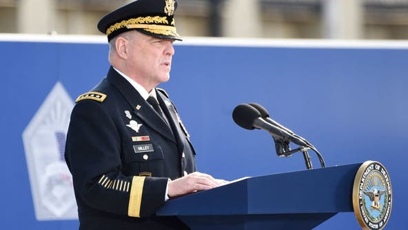 Gen. Mark Milley: Calls to China were 'perfectly' within scope of job
