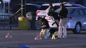 Teen killed, father wounded in shooting in NJ Walmart parking lot