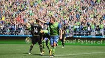 Seattle Sounders welcome fans back to Lumen Field for season opener