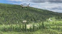'Into the Wild' bus removed from Alaska backcountry