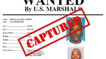CAPTURED: Western District of Washington Violent Offender Task Force Top Ten Most Wanted fugitive arrested in Las Vegas