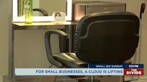 Small Business Sunday: For Kirkland salon, a cloud is lifting