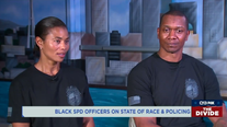 The Divide: SPD officers, union president discuss calls for police reform