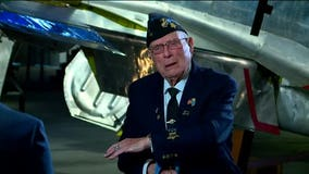Medal of Honor recipient still fighting for Gold Star families at age 95